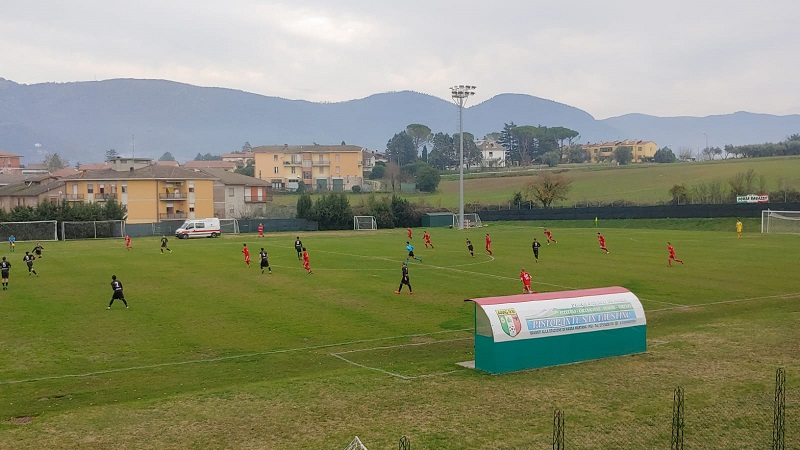 AMC98 - MONTEFRANCO   0 - 0
