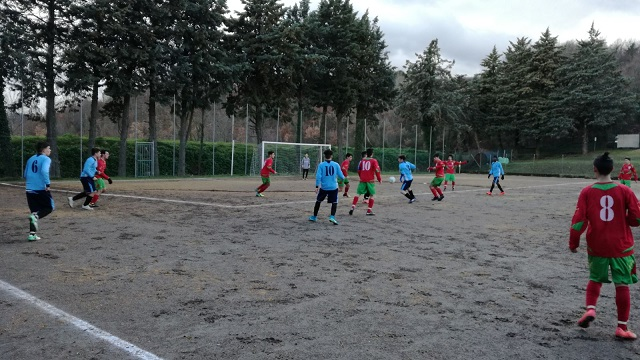 (Allievi) COLONIA - AMC98  0 - 1