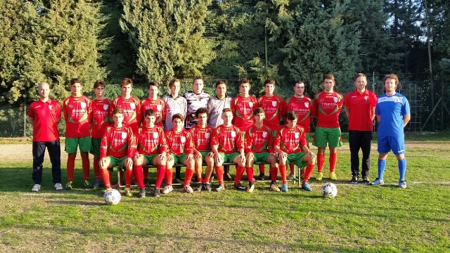 (Allievi) VOLUNTAS SPOLETO - AMC98  1 - 1