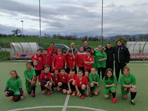 Visita FIGC al settore giovanile AMC98