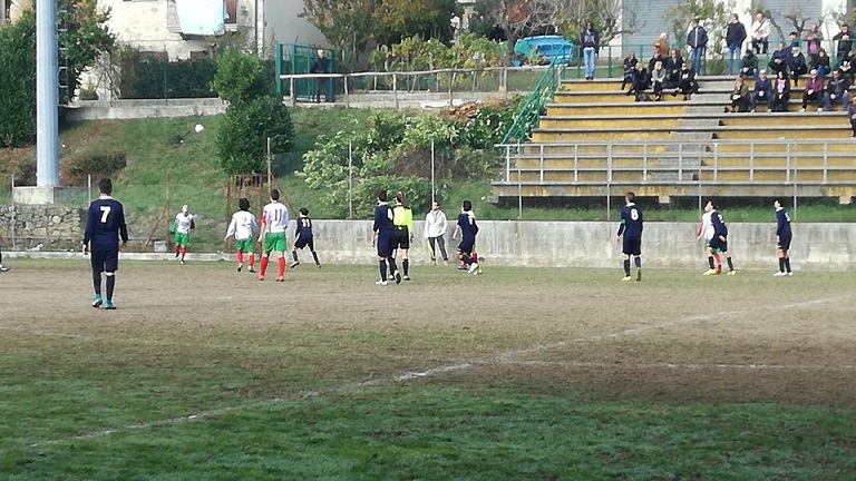 (Allievi) AMC98 - SANGEMINI 1 - 3