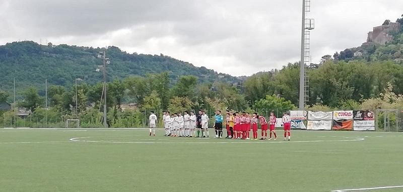 (Giovanissimi Play-Off) ORVIETANA - AMC98 3 - 3   dts