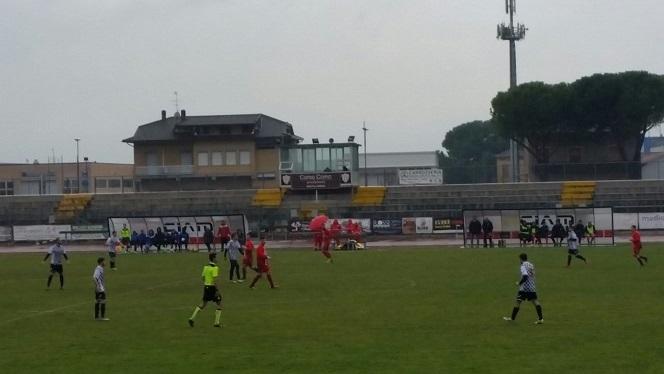 (Finale Coppa) SAN MARCO JUVENTINA - AMC98  2-1,