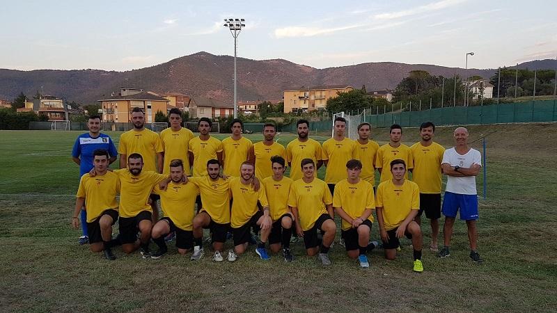 AMC98 - Montecastello Vibio  5 -1